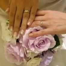 結婚式 –  めさん&まさん