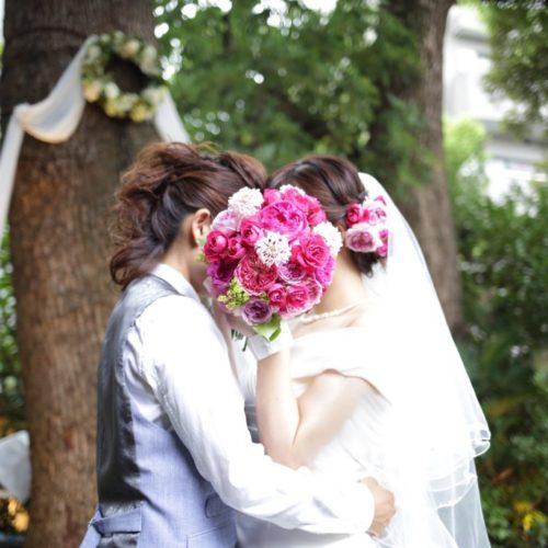 結婚式 – Kさん&Mさん
