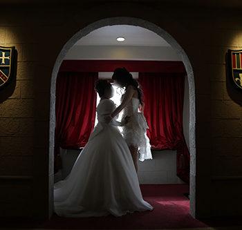 結婚式 – 唯さん&彩さん