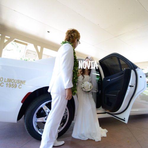 結婚式 – Aさん&Mさん
